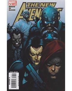 New Avengers (2005) #  33 (8.0-VF)