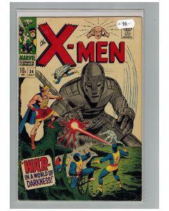 Uncanny X-Men (1963) #  34 (5.5-FN-) (265973)