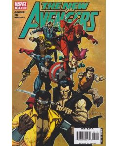 New Avengers (2005) #  34 (9.0-NM)
