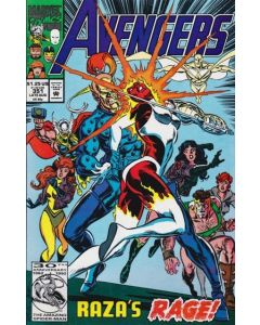 Avengers (1963) # 351 (8.0-VF)