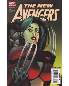 New Avengers (2005) #  36 (7.0-FVF)