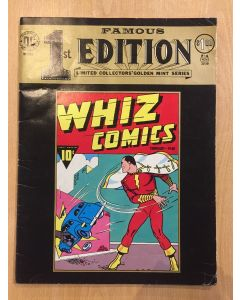 Famous First Edition Whiz Comics (1974) #   F-4 (4.0-VG) (1186639) TREASURY SIZE