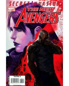New Avengers (2005) #  38 (8.0-VF) Secret Invasion