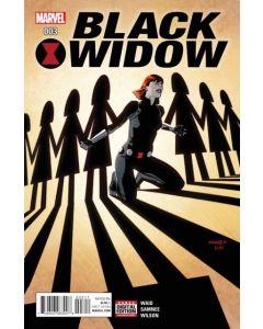 Black Widow (2016) #   3 (9.0-NM)