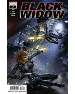 Black Widow (2019) #   3 (8.0-VF)