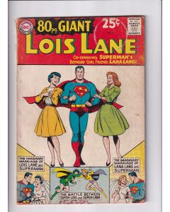 80 Page Giant (1964) #   3 (3.0-GVG) (1383564) Lois Lane