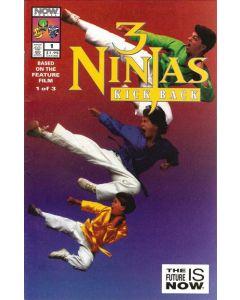 3 Ninjas Kick Back (1994) #   1 (6.0-FN)