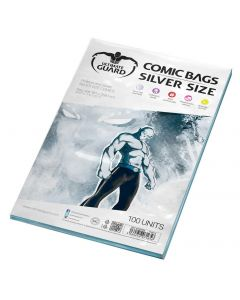 Ultimate Guard Comic Bags Silver Size (100)
