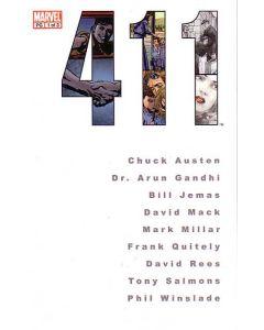 411 (2003) #   1-2 (8.0-VF) Complete Set