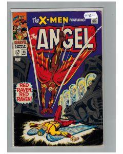 Uncanny X-Men (1963) #  44 (5.0-VG/FN) (266024)