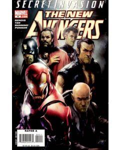 New Avengers (2005) #  44 (8.0-VF) Secret Invasion