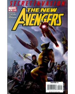 New Avengers (2005) #  45 (9.0-NM) Secret Invasion