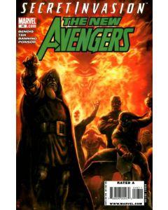 New Avengers (2005) #  46 (8.0-VF) Secret Invasion