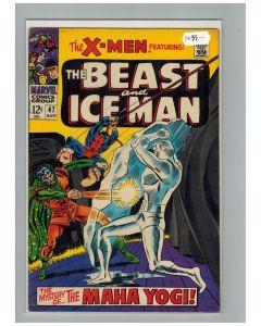 Uncanny X-Men (1963) #  47 (6.0-FN) (266062)