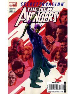 New Avengers (2005) #  47 (8.0-VF) Secret Invasion