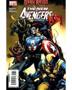 New Avengers (2005) #  48 (8.0-VF) DARK REIGN