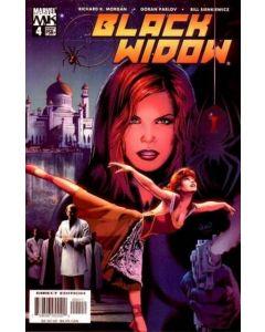 Black Widow (2004) #   4 (9.0-VFNM)