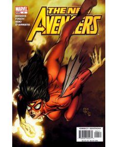New Avengers (2005) #   4 (5.0-VGF)