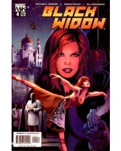 Black Widow (2004) #   4 (7.0-FVF)