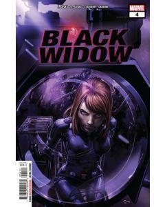 Black Widow (2019) #   4 (6.0-FN)