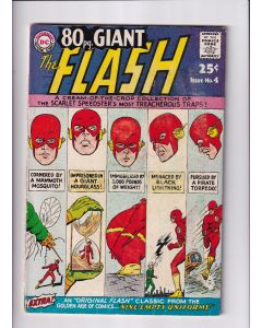 80 Page Giant (1964) #   4 (4.0-VG) (1383571) Flash