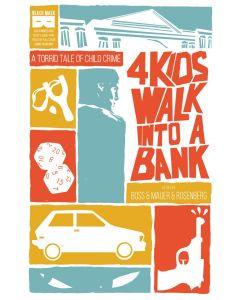 4 Kids Walk Into a Bank TPB (2017) #   1 1st Print (8.0-VF) Matthew Rosenberg