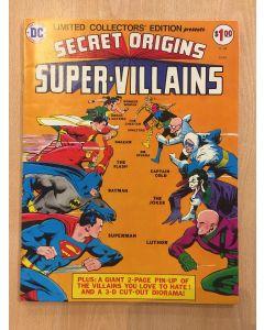 Secret Origins of Super-Villains (1975) #   C-39 (6.0-FN) (1186929) DC Treasury Edition