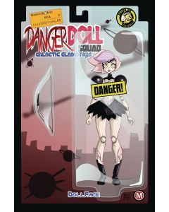 Danger Doll Squad Galactic Gladiators (2018) #   4 Action Figure Variant (9.4-NM) Ltd to 2500