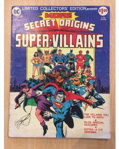 Secret Origins of Super-Villains (1975) # C-45 (4.5-VG+) (1186936) DC Treasury Edition