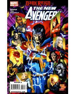 New Avengers (2005) #  51 (8.0-VF) DARK REIGN