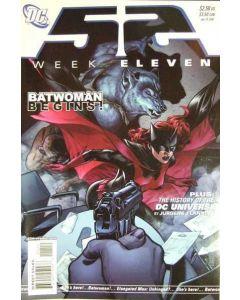 52 (2006) # 11 (7.0-FVF) 1st Kate Kane Batwoman