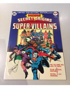 Secret Origins of Super-Villains (1975) # C-45 (8.0-VF) (1187087) DC Treasury Edition
