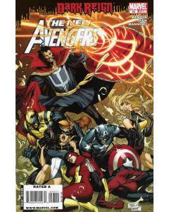 New Avengers (2005) #  53 (8.0-VF) DARK REIGN 1st Brother Voodoo Sorcerer