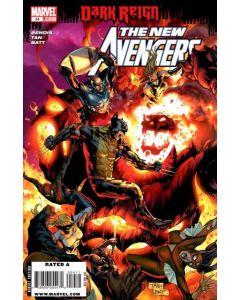 New Avengers (2005) #  54 (8.0-VF) DARK REIGN 1st FULL App Brother Voodoo Sorcerer