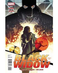 Black Widow (2016) #   5 (9.0-NM)