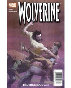 Wolverine (2003) #   5 (9.0-NM)