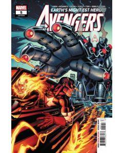 Avengers (2018) #   5 (7.0-FVF)