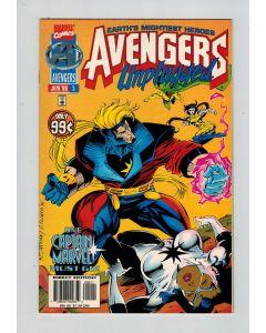 Avengers Unplugged (1995) #   5 (7.0-FVF) (1219825) 1st appearance Photon (Monica Rambeau)