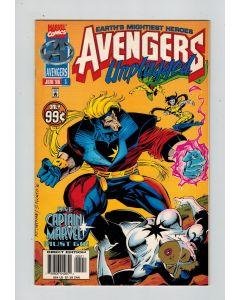 Avengers Unplugged (1995) #   5 (7.5-VF-) (1219863) 1st appearance Photon (Monica Rambeau)