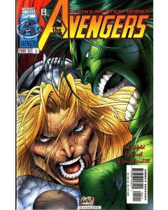 Avengers (1996) #   5 VARIANT COVER (9.0-VFNM)
