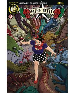 Black Betty (2018) #   5 TATTERED & TORN VARIANT (9.4-NM)