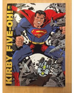 Kirby Five-Oh 50 Years of the King of Comics SC (2008) # 1 (9.0-VFNM) (1187650) TREASURY SIZE