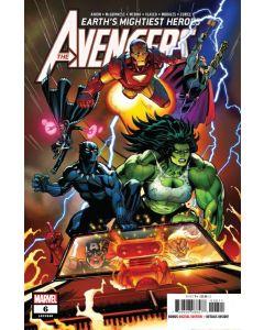 Avengers (2018) #   6 (8.0-VF)