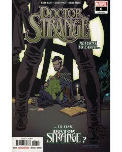 Doctor Strange (2018) #   6 (7.0-FVF)