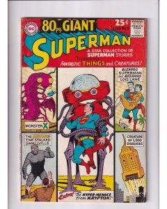 80 Page Giant (1964) #   6 (4.0-VG) (1383588) Superman