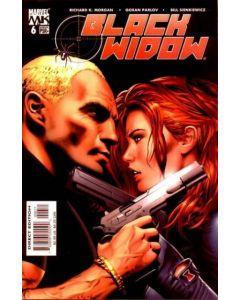 Black Widow (2004) #   6 (7.0-FVF)