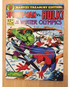 Marvel Treasury Edition (1974) #  25 (7.0-FVF) (1187834) Hulk Spider-Man