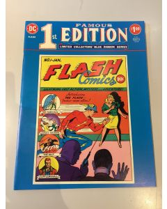 Famous First Edition Flash Comics (1975) #   F-8 (8.0-VF) (1512933) TREASURY SIZE