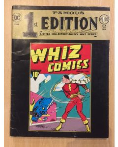 Famous First Edition Whiz Comics (1974) #   F-4 (4.5-VG+) (1186394) TREASURY SIZE