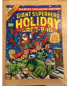 Marvel Treasury Edition (1974) #  13 UK PRICE (6.0-FN) (1479588) Holiday Grab Bag